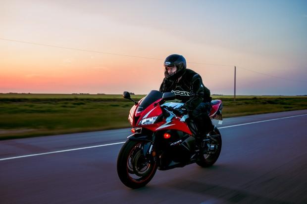 Ako získať vodičský na motorku